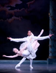 Pacific Northwest Ballet principal dancers Carla Korbes and Karel Cruz